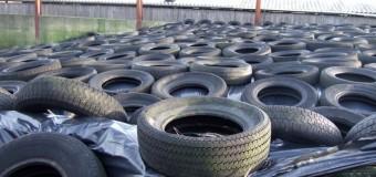 Supercapacitors from scrap tires