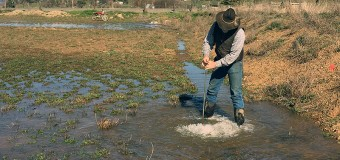 Flooding fields may fill aquifers
