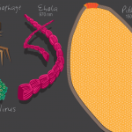 A variety of viruses
