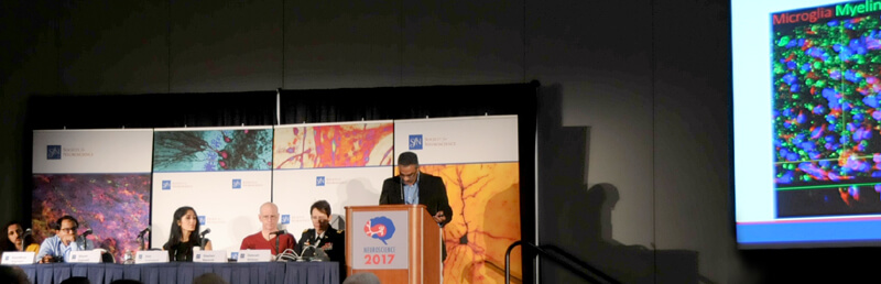 Shyam Gajavelli discusses stem cell use to address brain injury