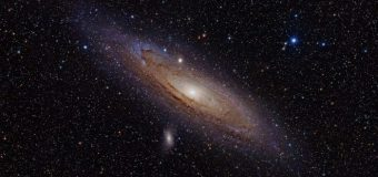 Andromeda is younger than Earth