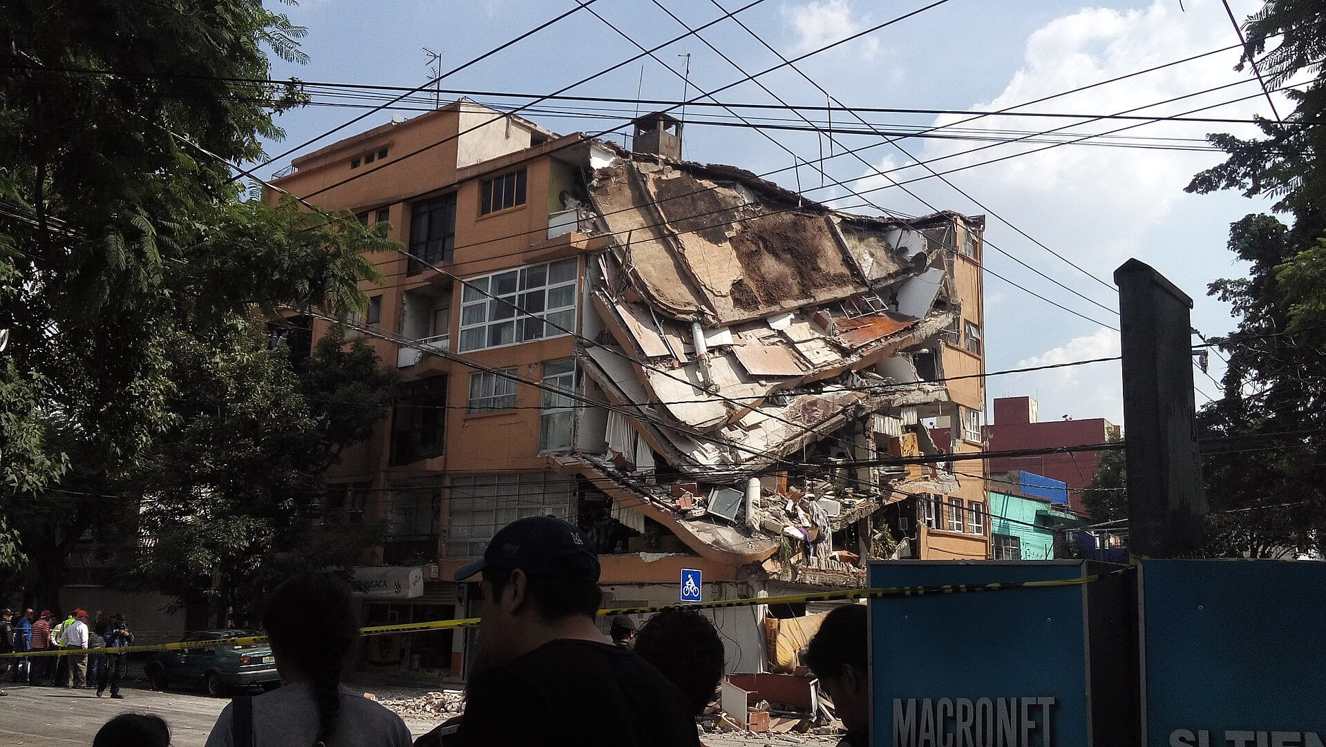 The epicenter of Mexico's lethal September 2017 earthquake was less than 65 miles (105 km) outside the nation's capital