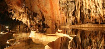 Caves may suck up methane