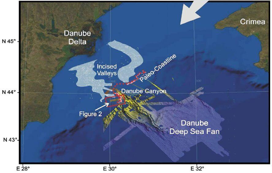 The Danube deep sea fan overview