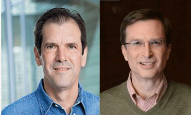 The modern-day Bellerophons: Raymond Deshaies and Craig Crews