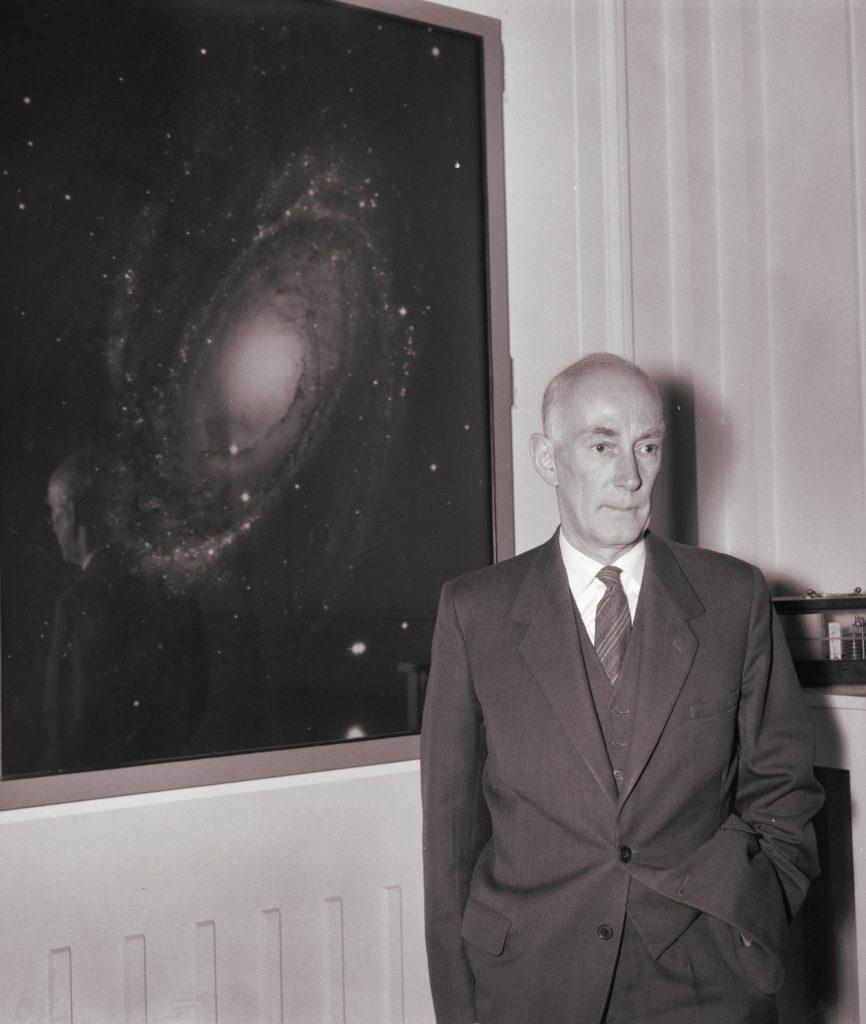 Jan Oort, who discovered the Oort cloud